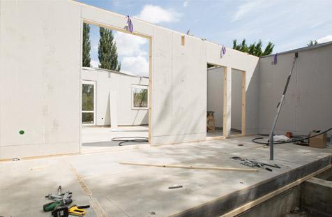Maison modulaire bois Isneauville