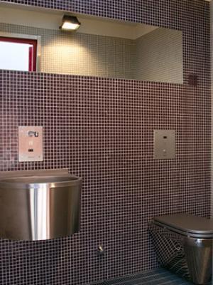 Installation sanitaires publiques à Evreux